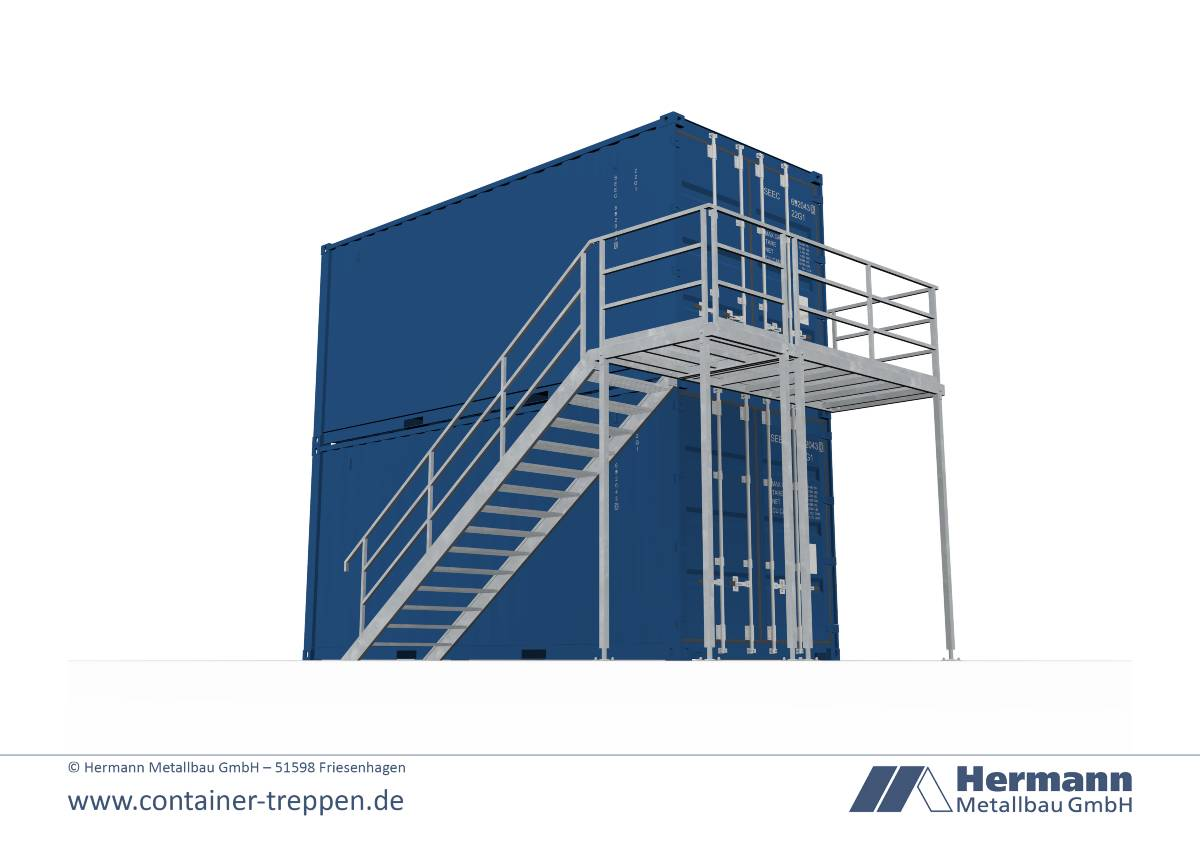 Seecontainertreppe 1